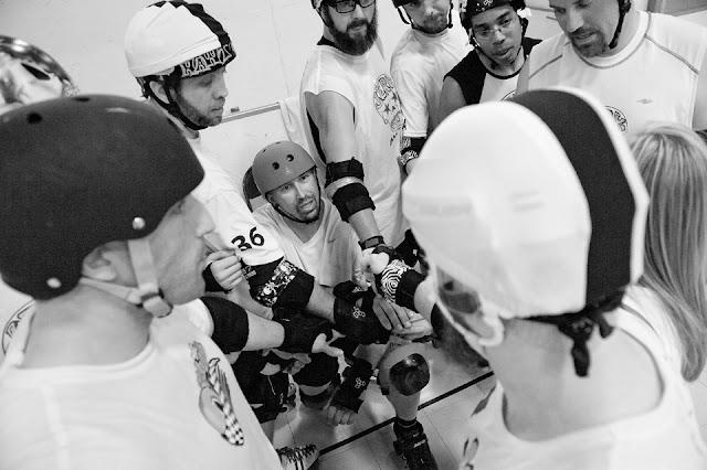 Roller Derby; Battering Rams