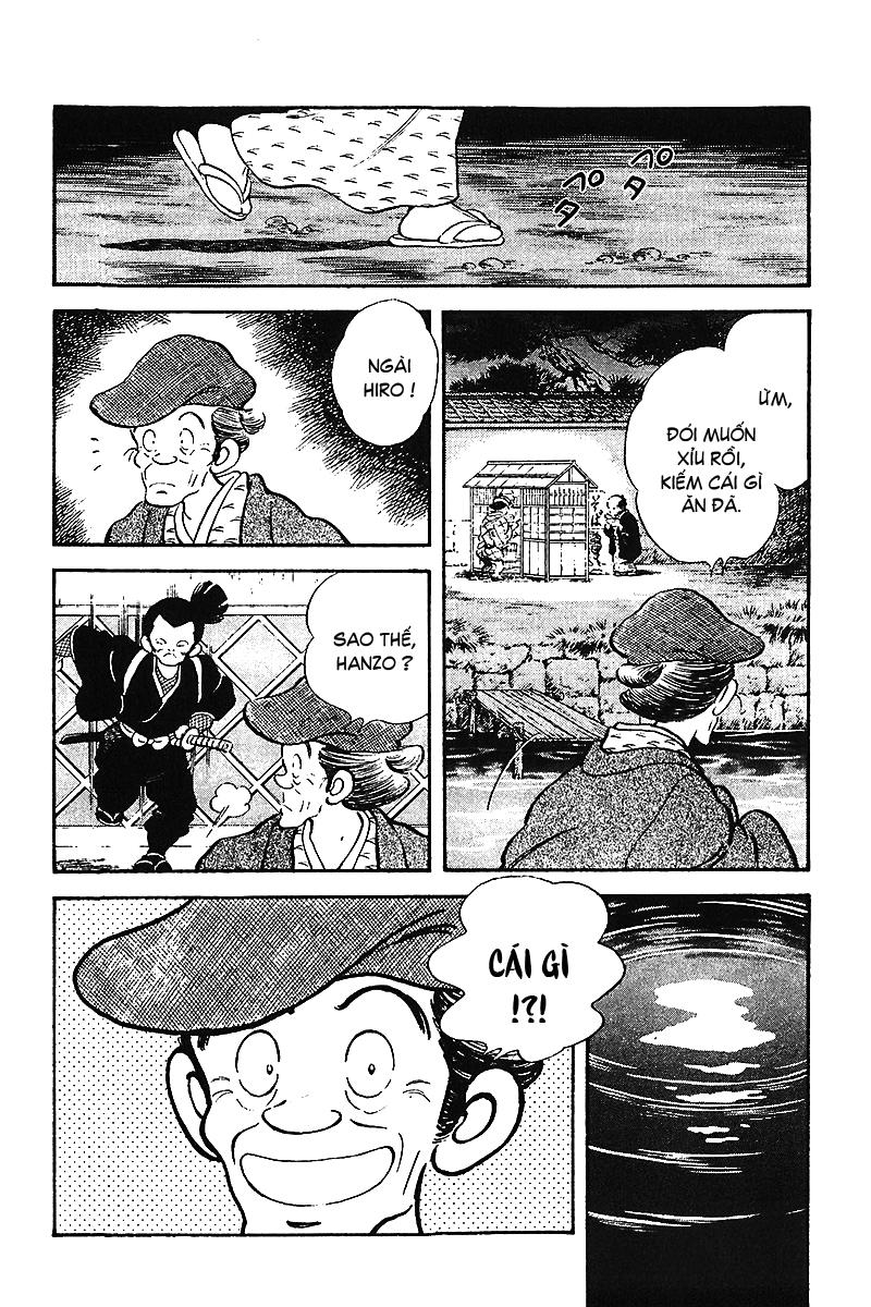 Nijiiro Togarashi - Ớt Bảy Màu chap 10 - Trang 12