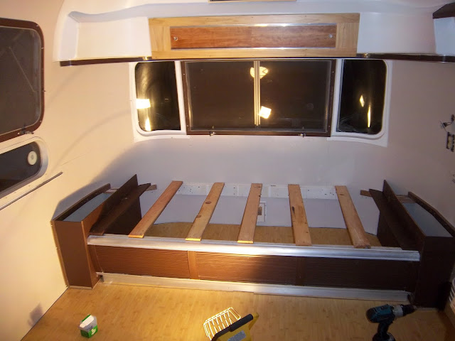 Mobis 71 Airstream Globetrotter Before Amp After