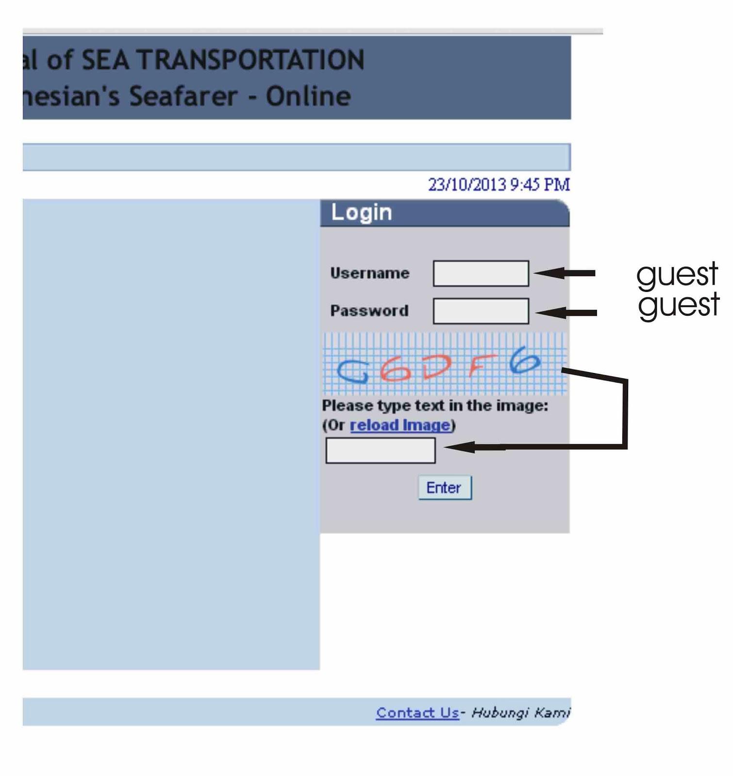 cara cek sertifikat pelaut langkah pertama jpg cek sertifikat pelaut