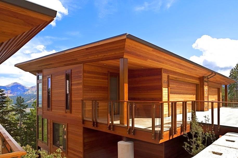 Contoh Gambar Rumah Panggung Minimalis | rumah-minimalis.web.id