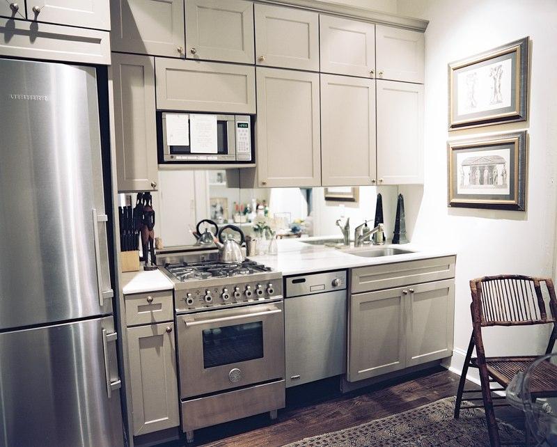 Dise o de cocinas peque as - Electrodomesticos para cocinas pequenas ...