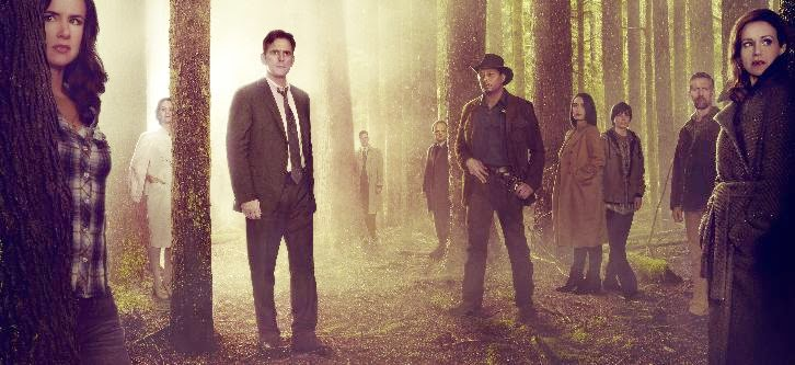 Wayward Pines - Teasers from the 2015 TCA Panel