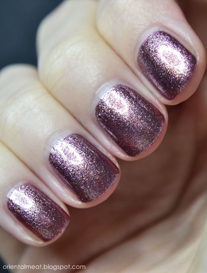 China Glaze-Strike Up A Cosmo