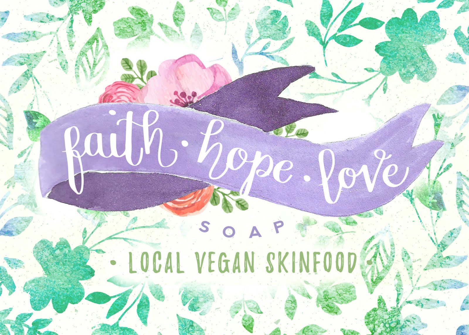 Faith.Hope.Love Soap
