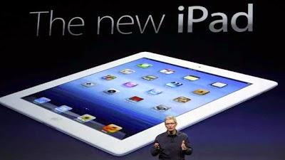Apple Umumkan iPad Terbaru Bulan Ini?