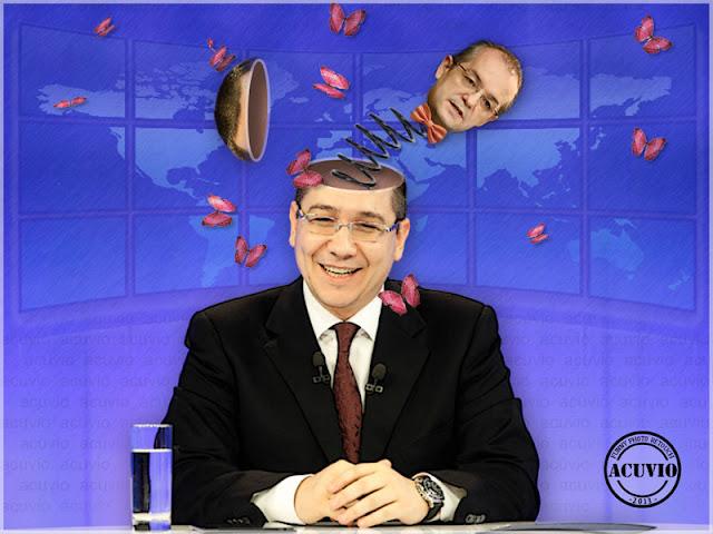 Funny Victor Ponta Prim ministru