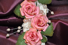 My Handmade Roses!
