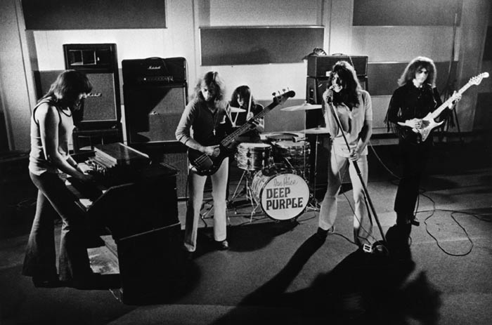 Deep Purple : Highway Star