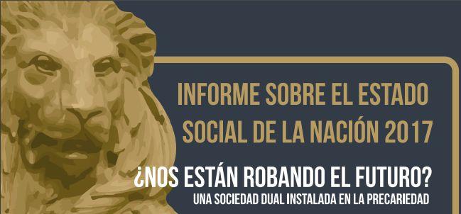 Estado Social de la Nación 2017