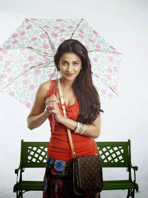 Beautiful Shruti Hassan Wallpaper