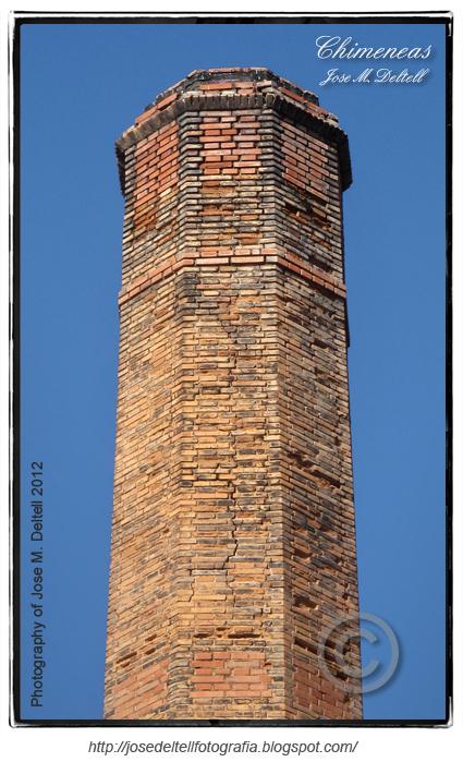 Jose m deltell fotografias antigua chimenea en agost 1 - Chimeneas en alicante ...