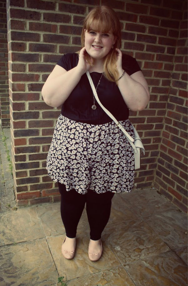 plus size fashion blog, plus size fashion, fashion and beauty blog, playsuit, elbow patches, ASOS, Newlook, plus size playsuit