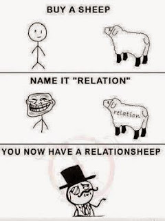 Want a RealtionSheep?