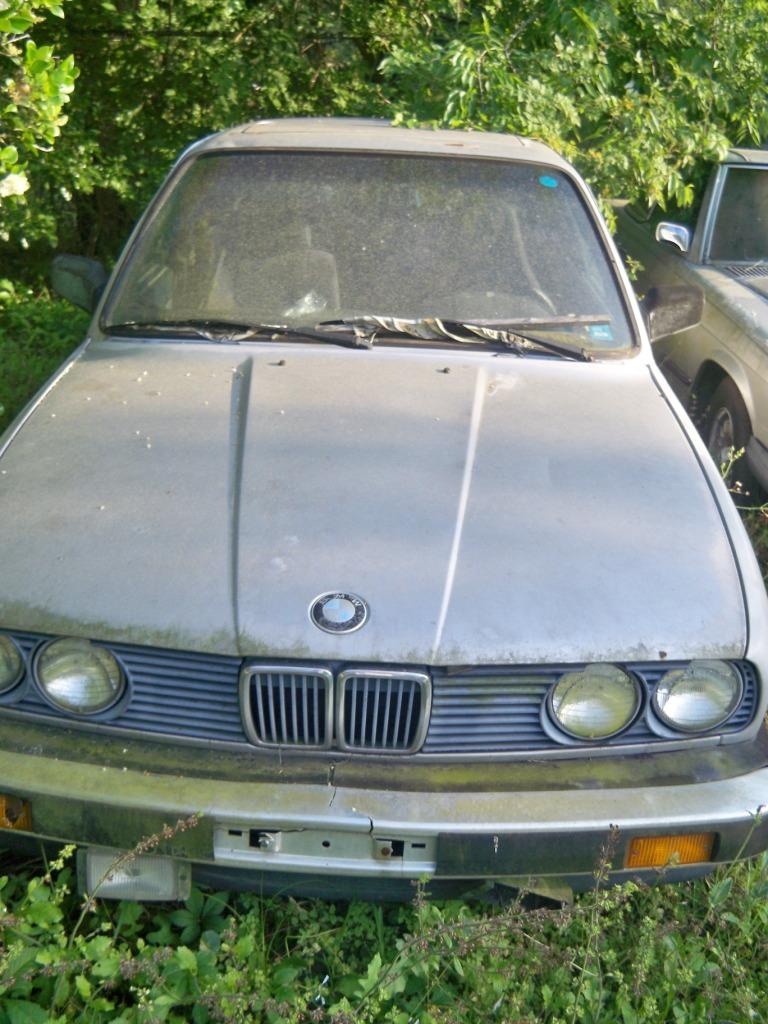 BMW E30 V8 Swap