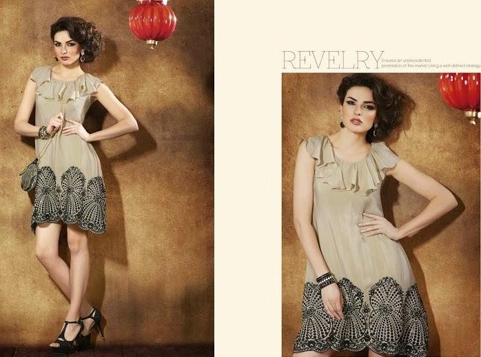 Indian Embroidered Tunics Fashion