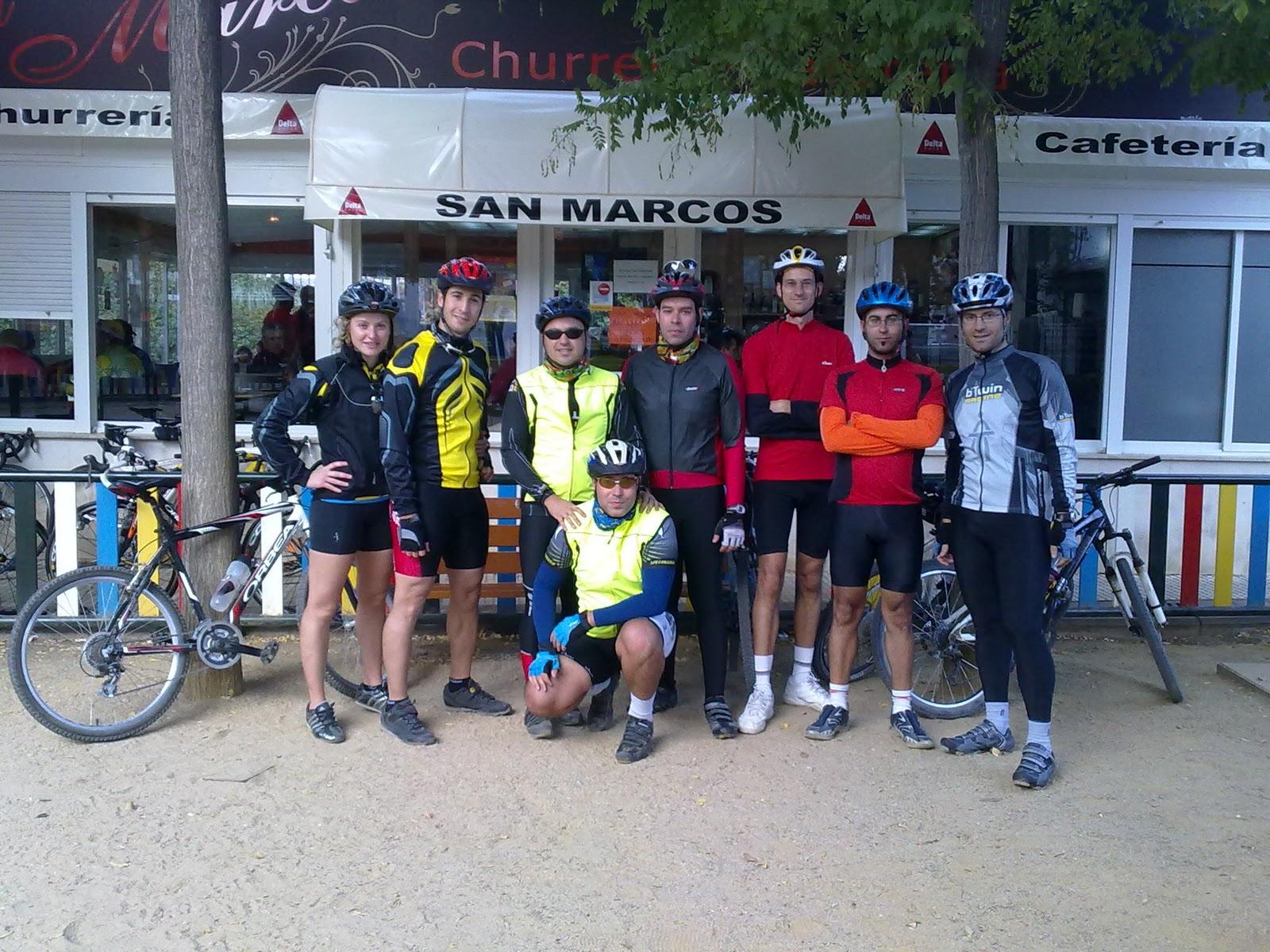 Manzanilla en bici.... Ciclismo y MTB: A San Martín de la Vega por ...