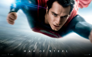 Poster Film MAN OF STEEL