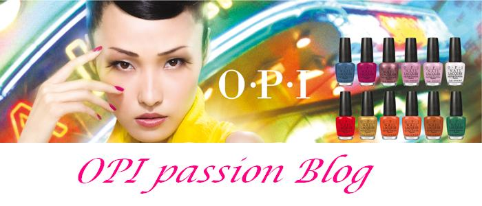 OPI PASSION BLOG