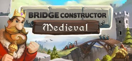 Bridge Constructor Medieval PC Full Español