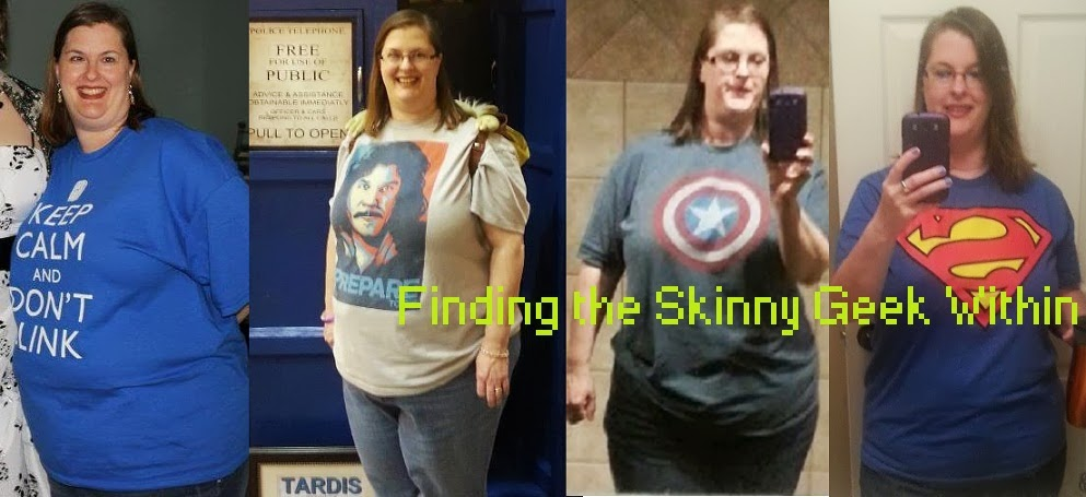 Finding The Skinny Geek Within
