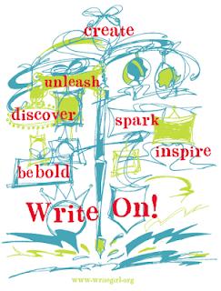 WriteGirl Write On! Tree