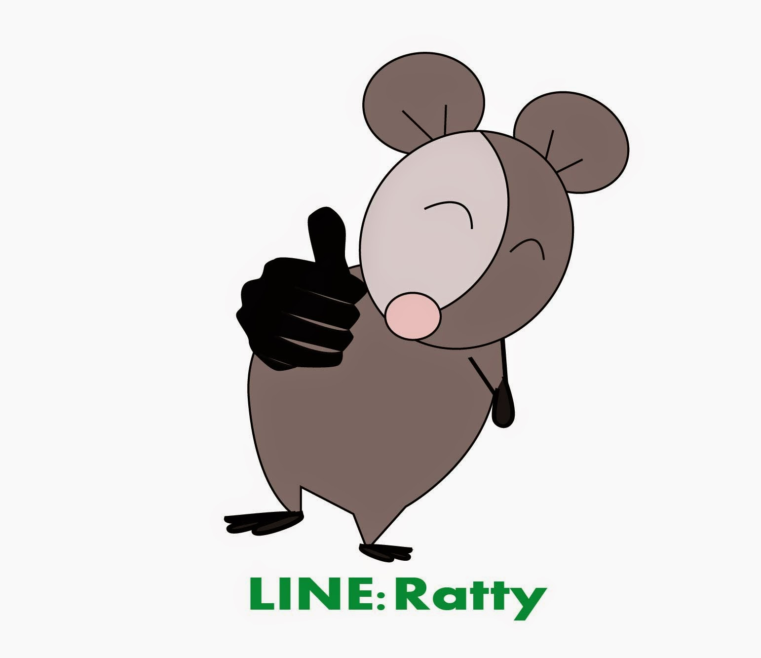Ratty Line Stickers Store