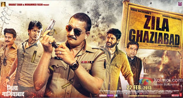 Zila Ghaziabad (2013) mp3 songs download first look and posters