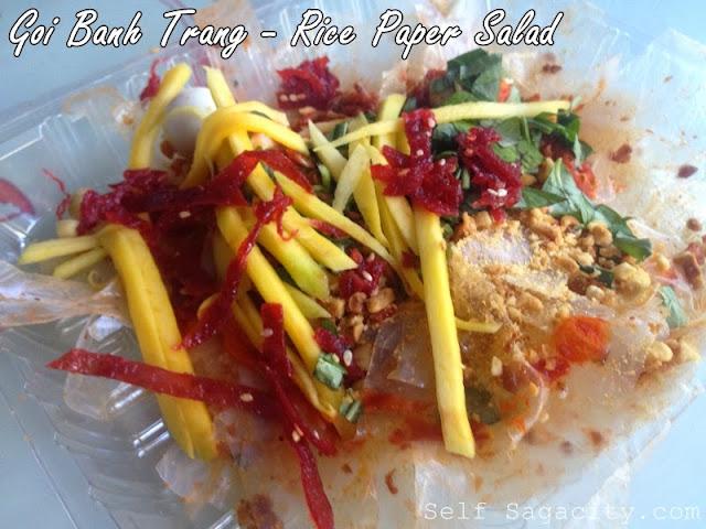 Goi Banh Trang: Rice Paper Salad