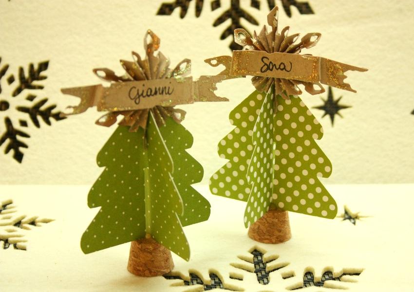 Artare idee per creare segnaposti natalizi - Idee per segnaposto ...
