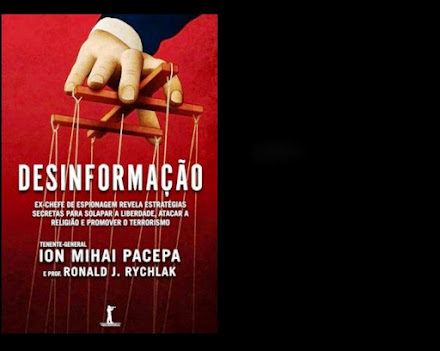 DESINFORMAÇÃO - ION MIHAI PACEPA