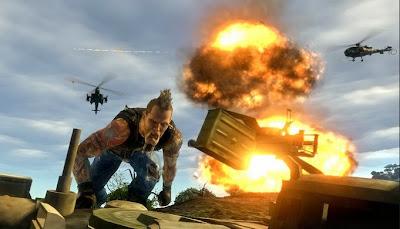 Mercenaries 2 World in Flames                Game Play