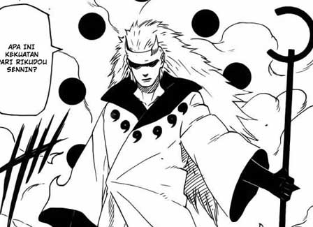 Komik Naruto Chapter 663 Indonesia - Madara Rikudo Sennin