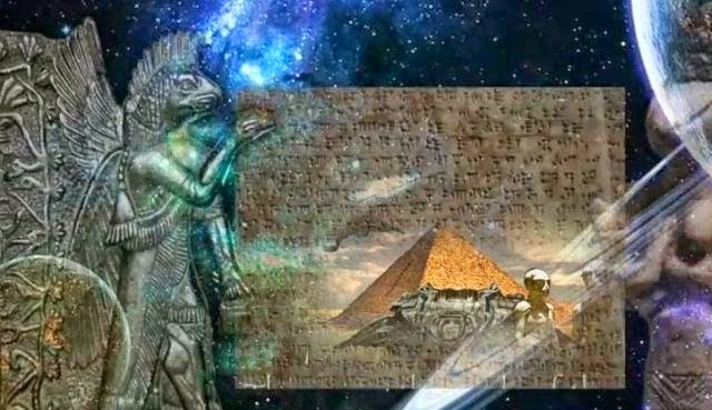 Reptilian Humanoids of Ancient Ur Hold Secrets Of Mankind's