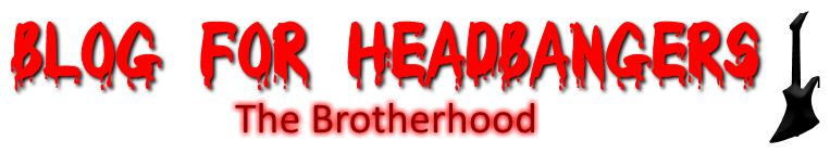 Blog For Headbangers