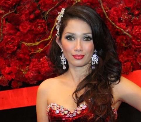 lama berselang, Vokalis Band Lyla, Indra Sinaga yang menikah