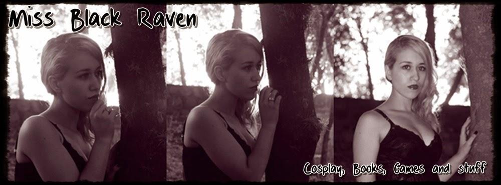 Miss Black Raven