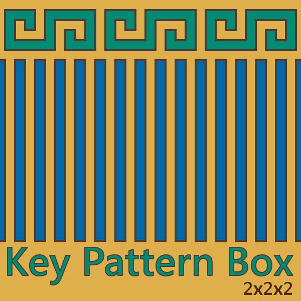 Free Greek Key Pattern Coloring Pages