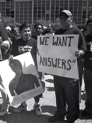We Want Answers for the Death of an Immigrant