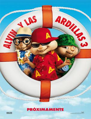 alvin3posst Alvin y las ardillas 3 (2011) Español Latino