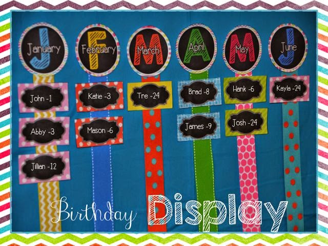 http://shenanigansinsecond.blogspot.com/2013/06/classroom-decor-patterns-galore.html