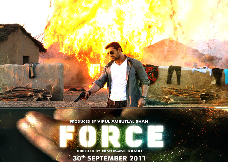 Force Hindi Movie Watch Online