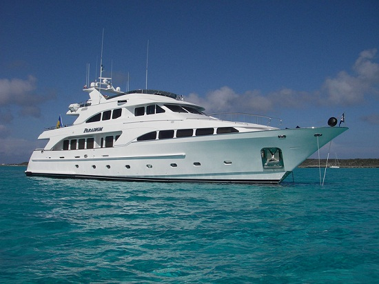... its name as a perfect example of the highly successful Benetti Classic.