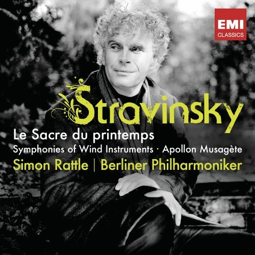 Stravinsky Rite of Spring Simon Rattle Berlin Philharmonic