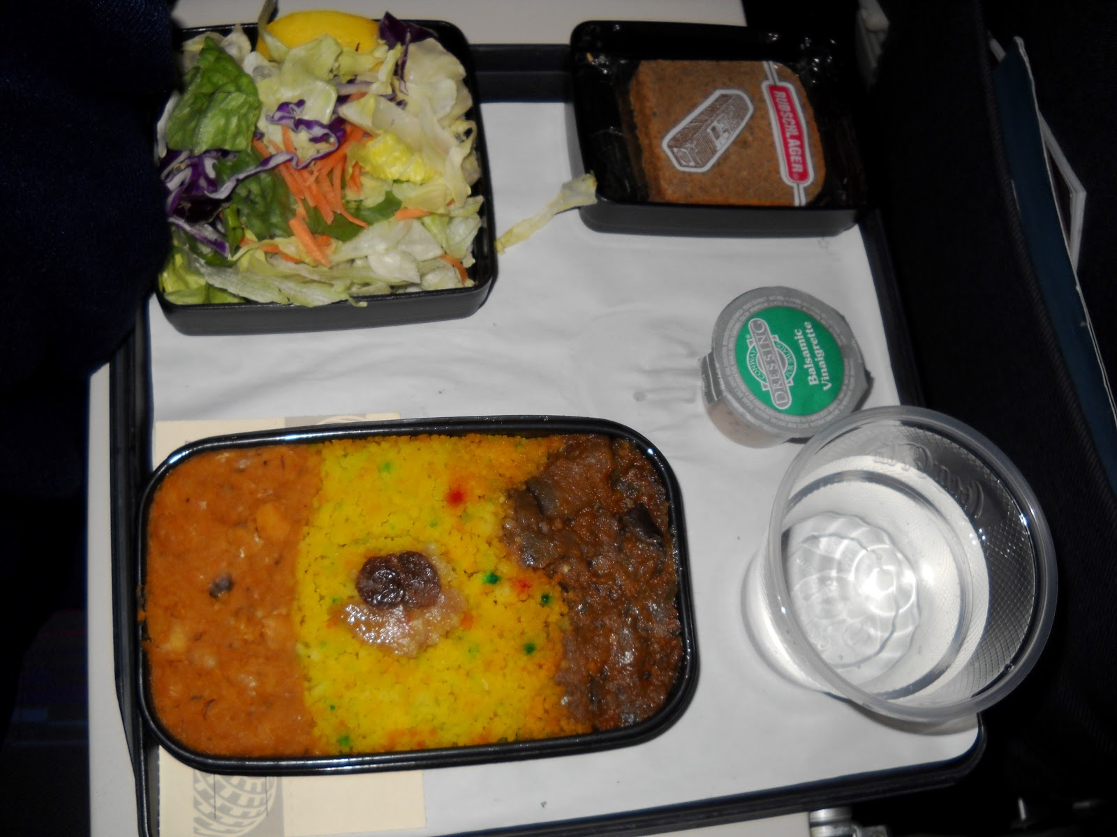 Meals On United Airlines Flights
