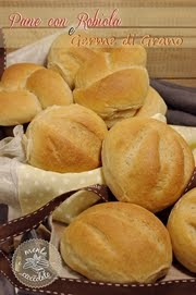 Pane alla Robiola