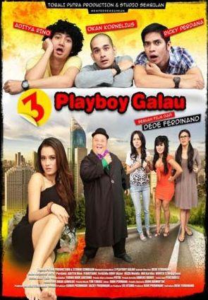 3 Playboy Galau (Film Indonesia Terbaru)