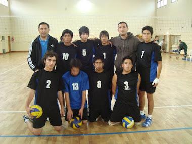 Voley Piedra del Aguila 2011
