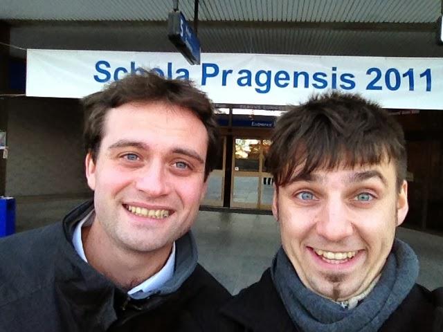 Než žazvoní na Schole Pragensis 2011