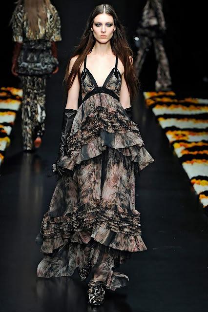 1001 Fashion Trends Roberto Cavalli Fall Winter 2012 2013